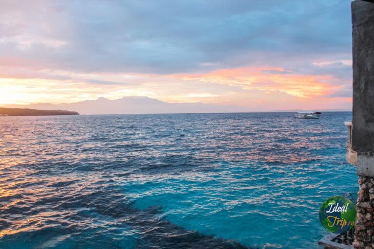 Часть острова Минданао