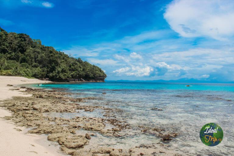 Сан Ремио на острове Самал