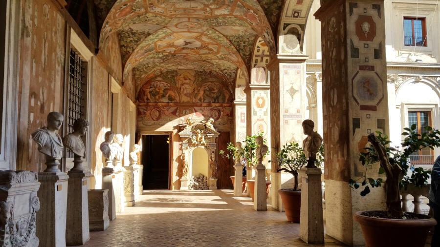 Национальный римский музей в Риме