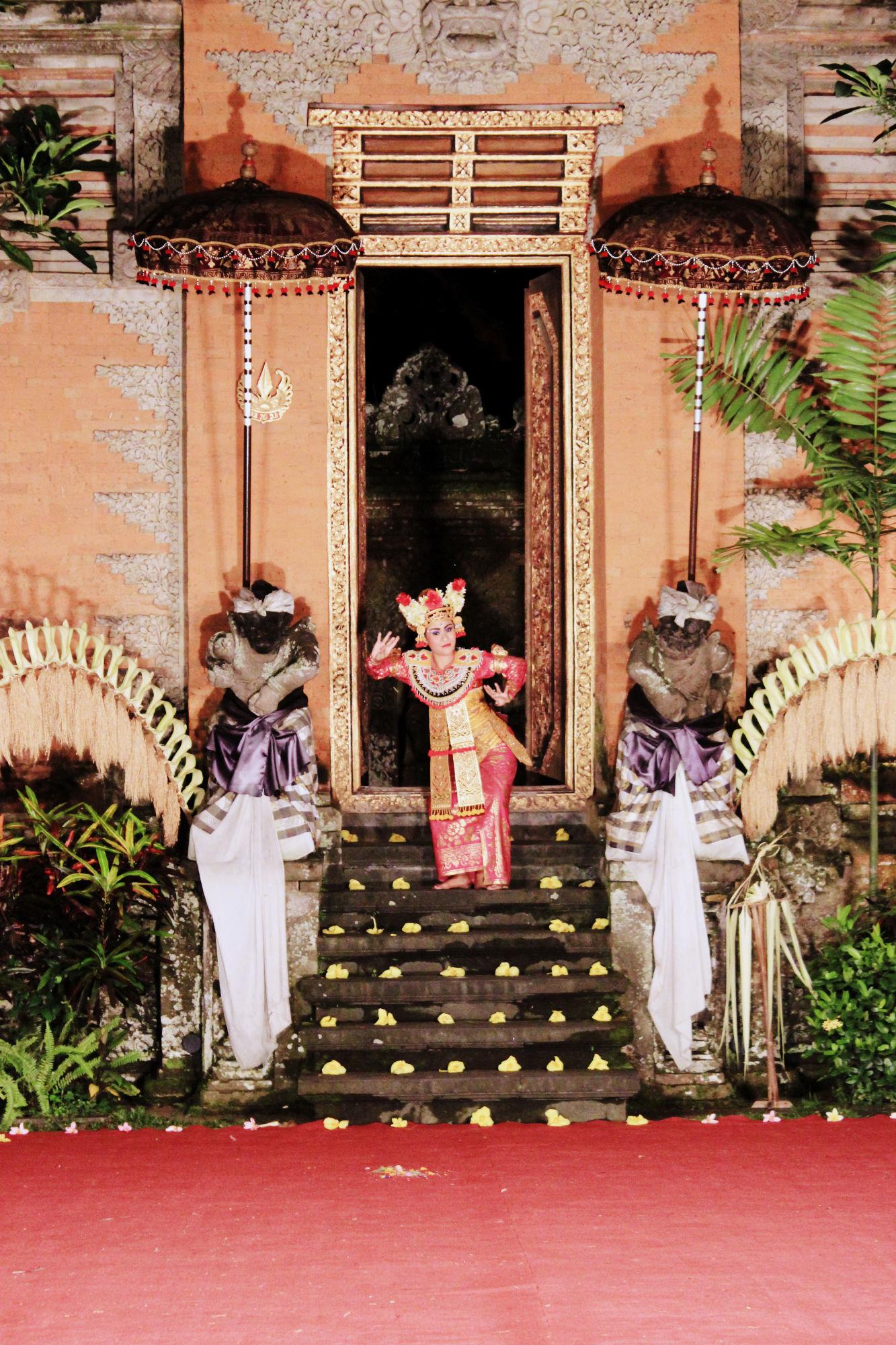 Балийский народный танец