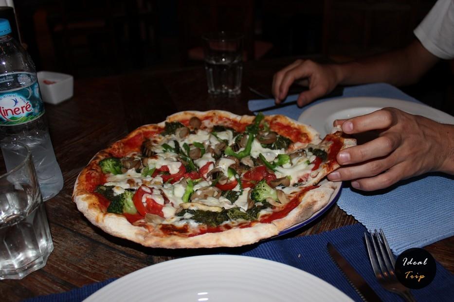 Пицца на Пхукете