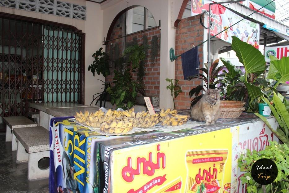 Бананы на Пхукете