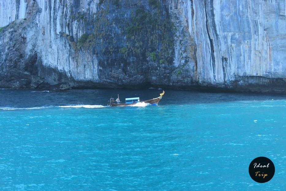 Лодка в Таиланде