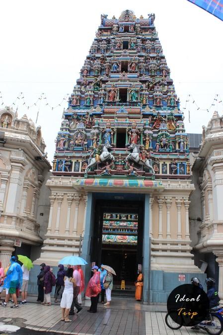 Индуисткая святыня