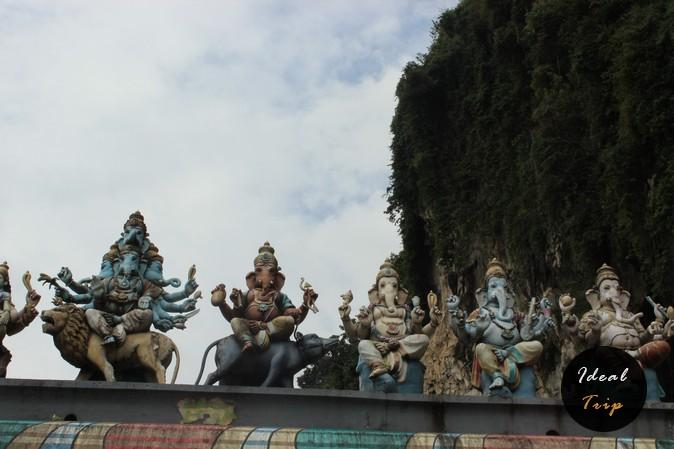 Статуи Ганеши