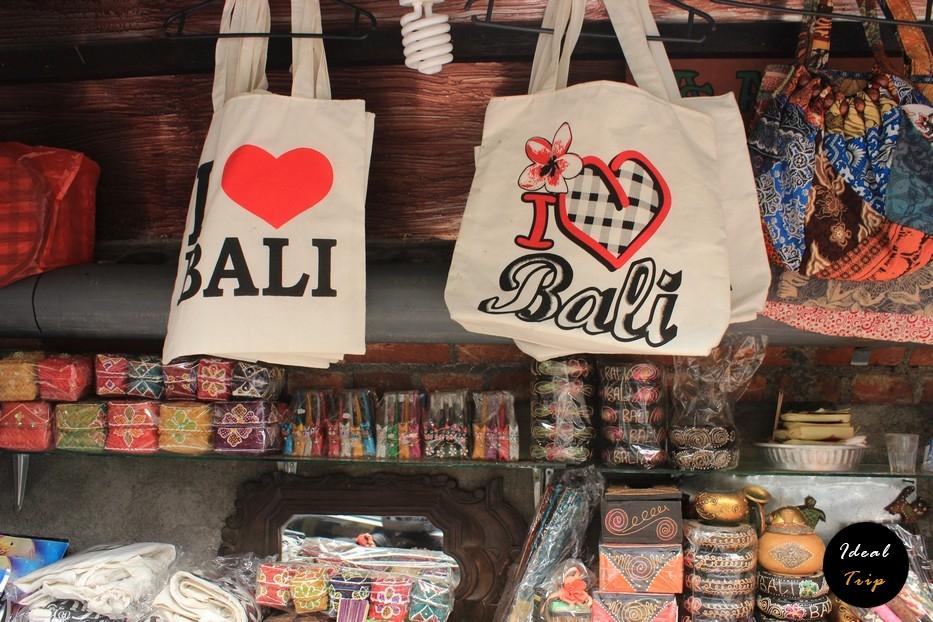 Сувениры на Бали