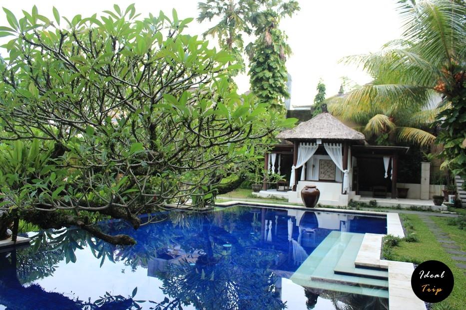 Люкс отель на Бали