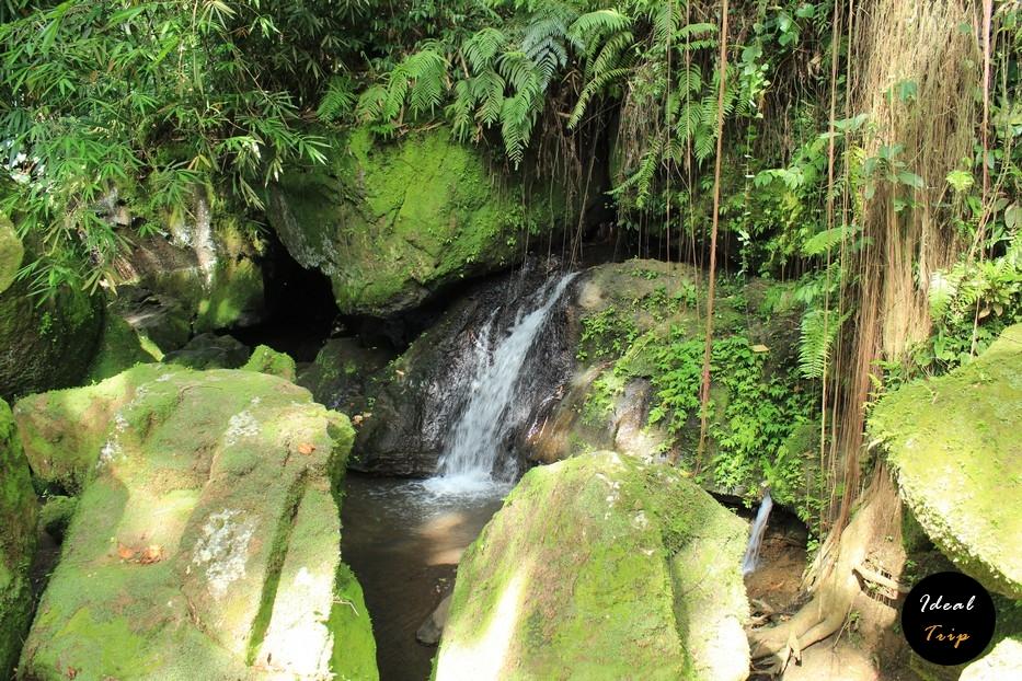 Ручей у пещеры слонов