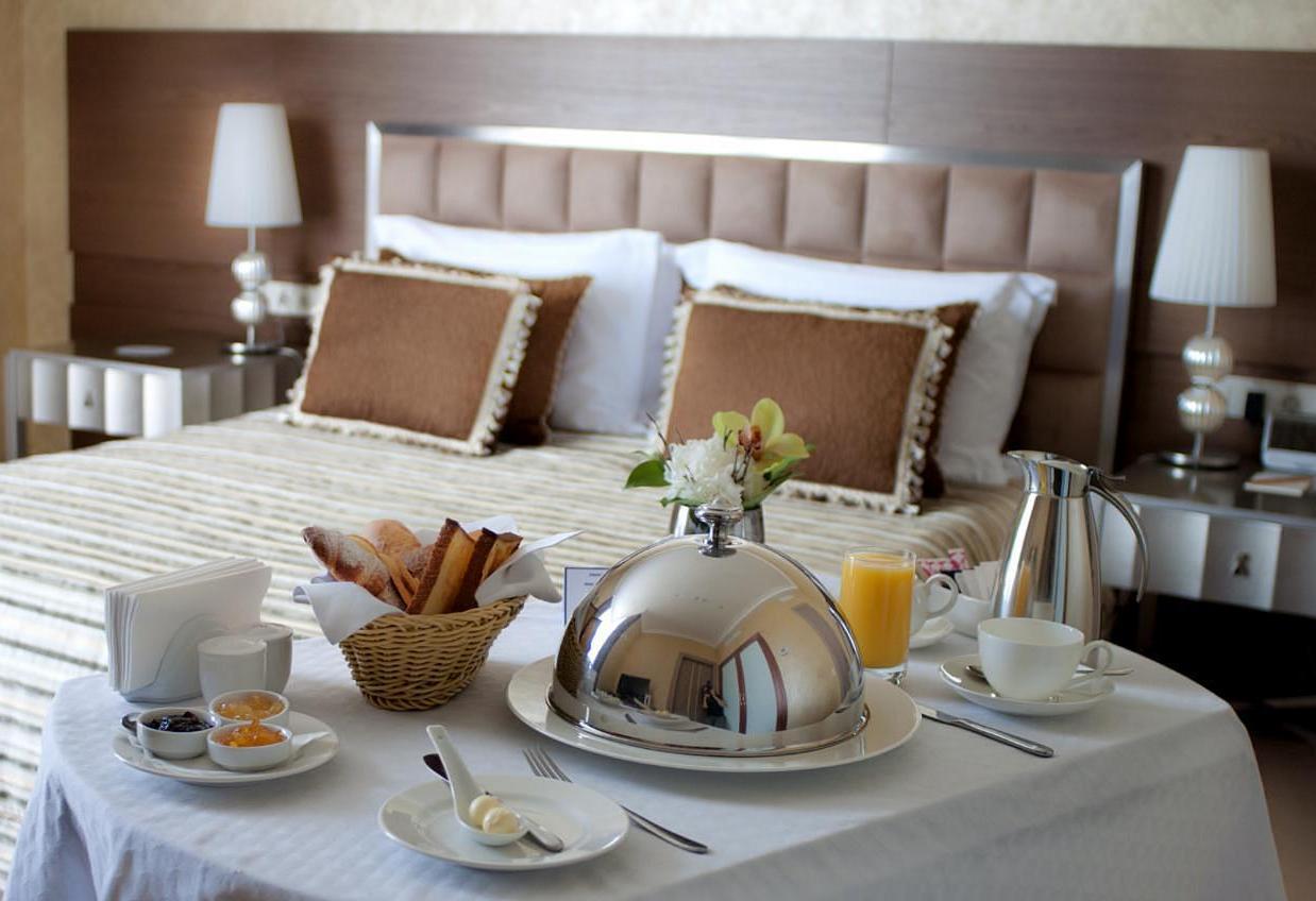 Завтрак в номер