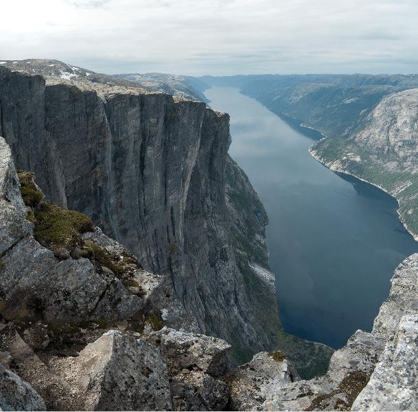 Природа Норвегии