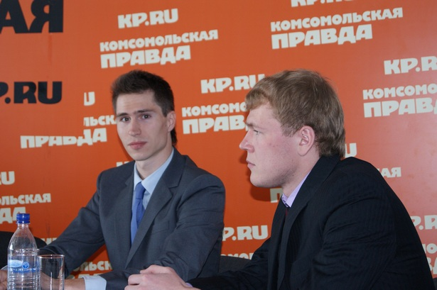 Павел Бондарев и Комсомольская правда