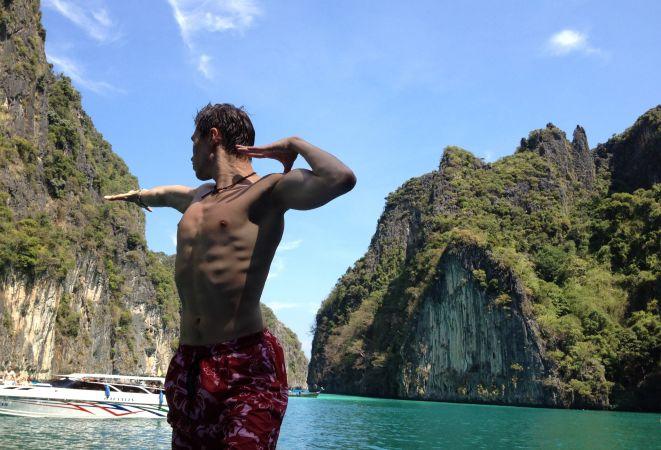 Бондарев Павел в Таиланде