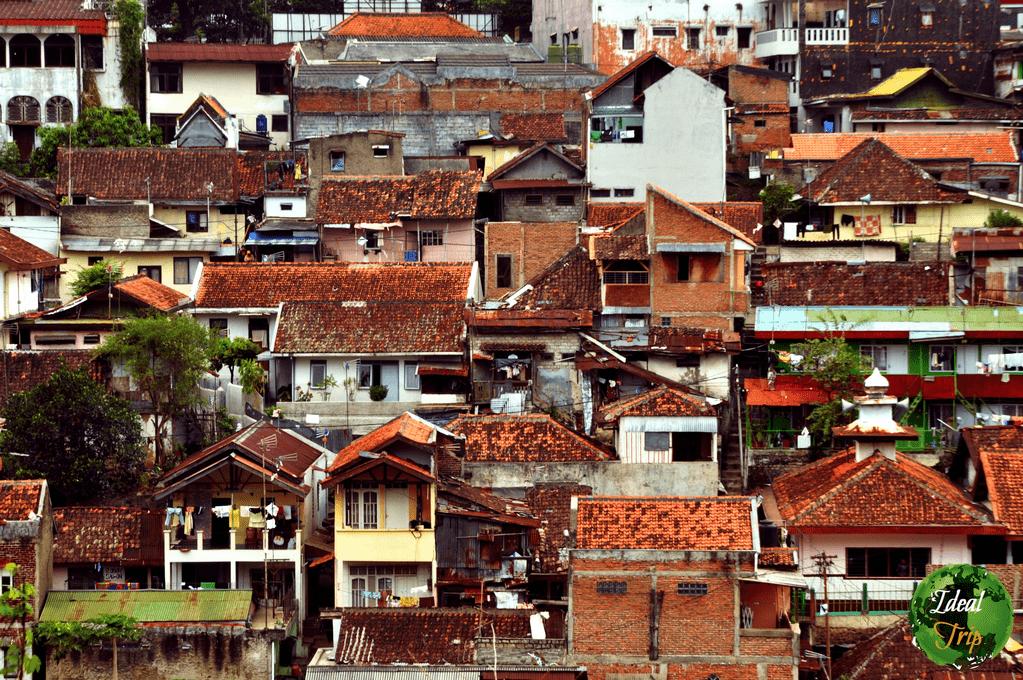 Индонезийская деревня