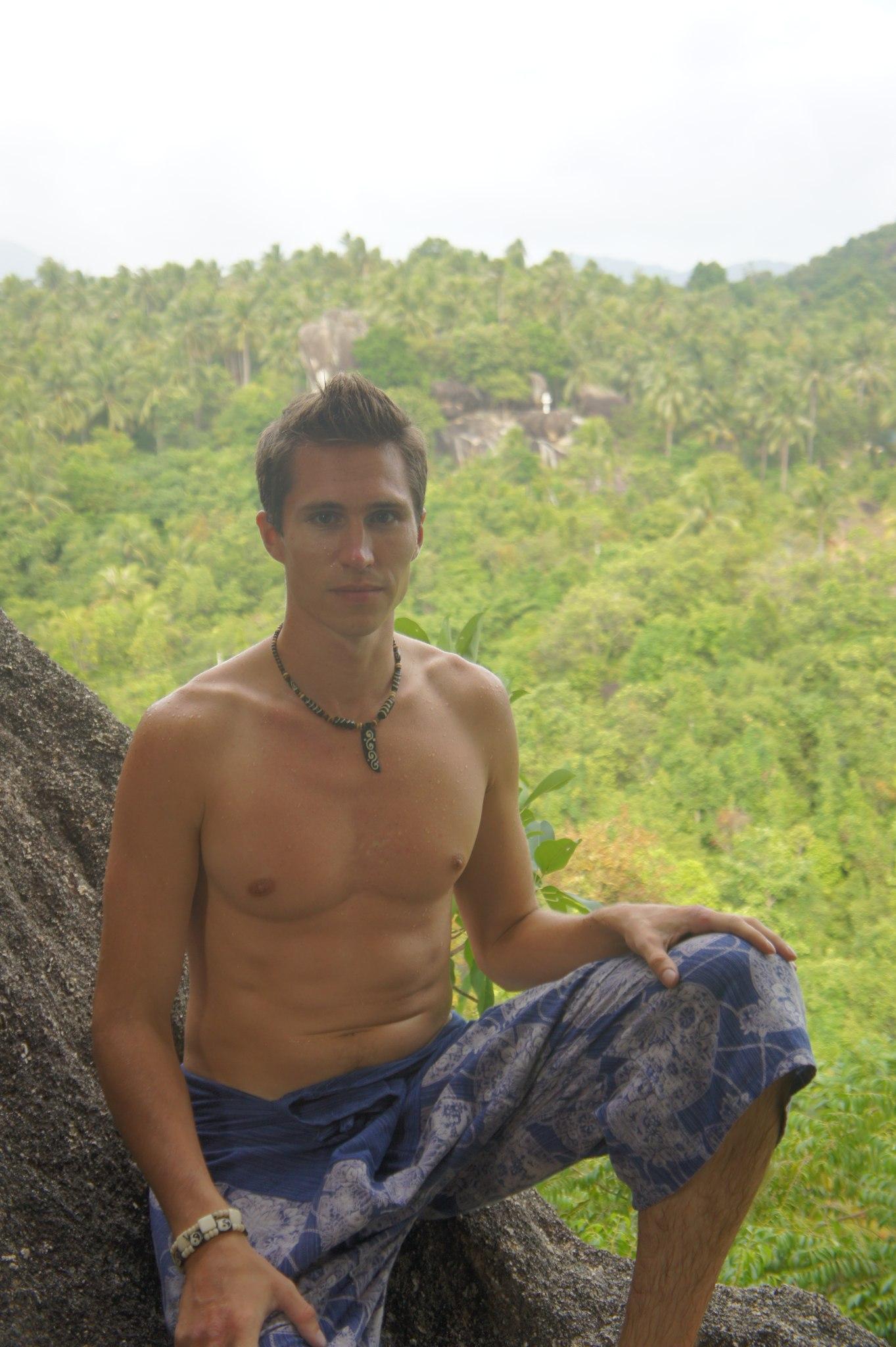 Павел Бондарев в Таиланде