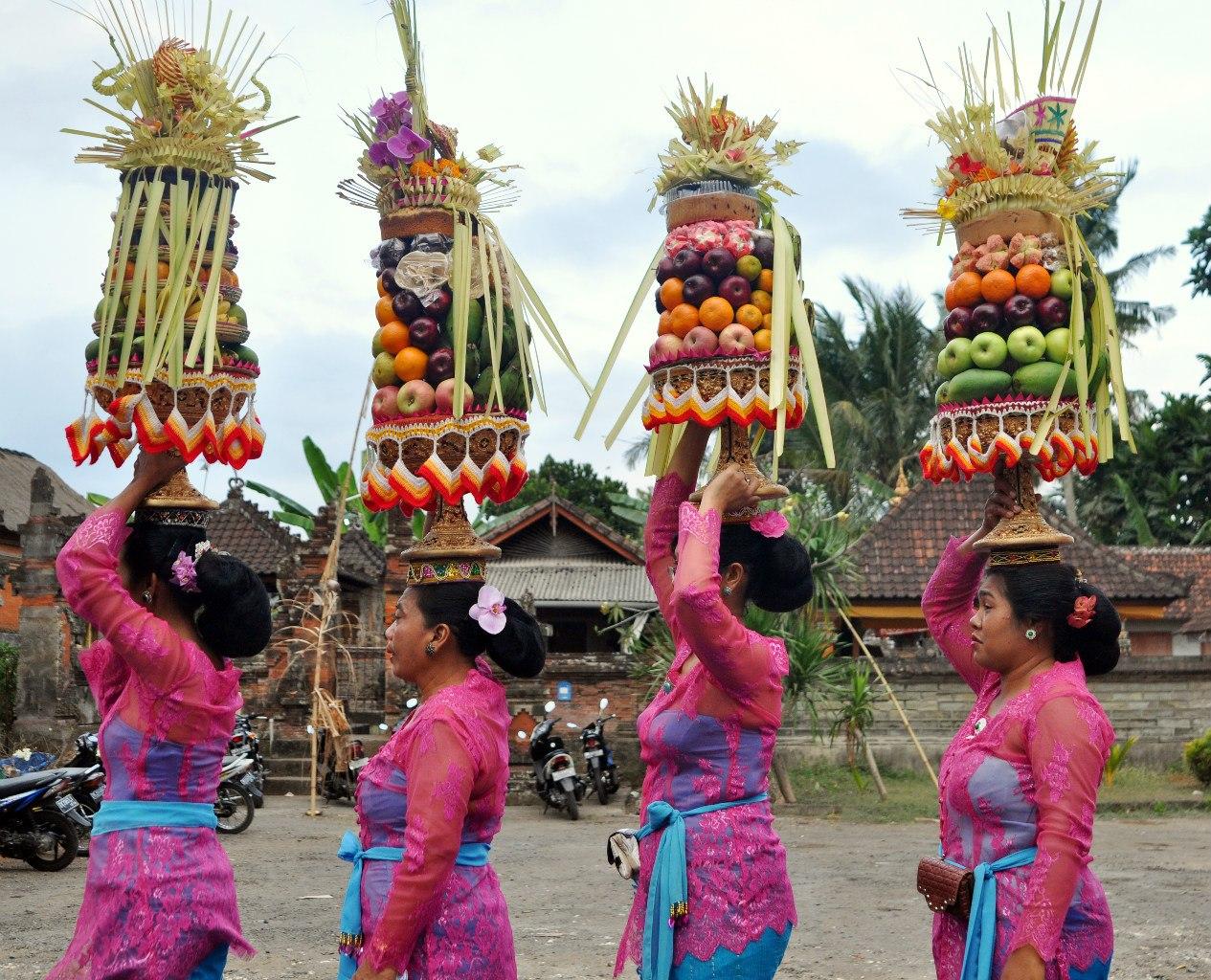 Церемония на Бали
