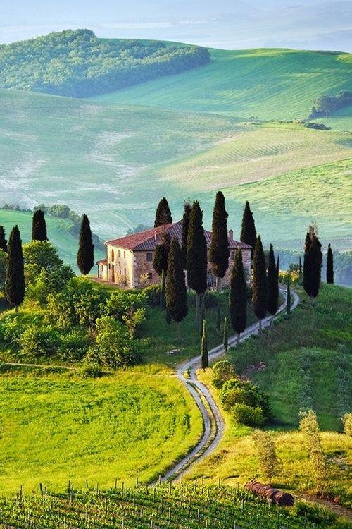 Домик в Италии