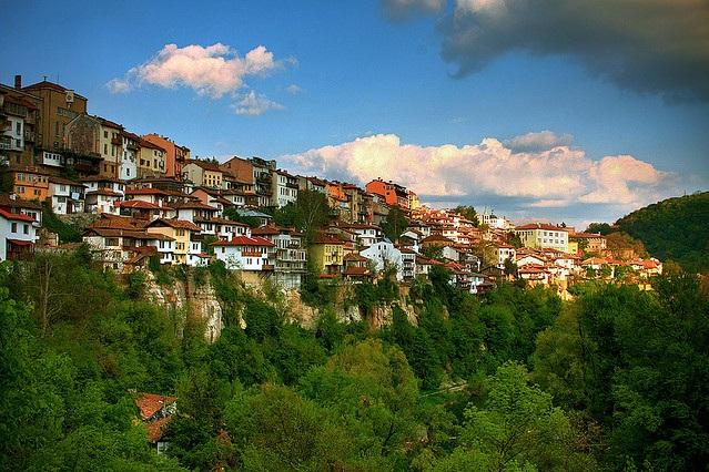 Домики в Болгарии