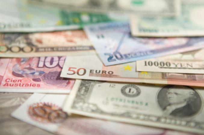 Деньги разных стран