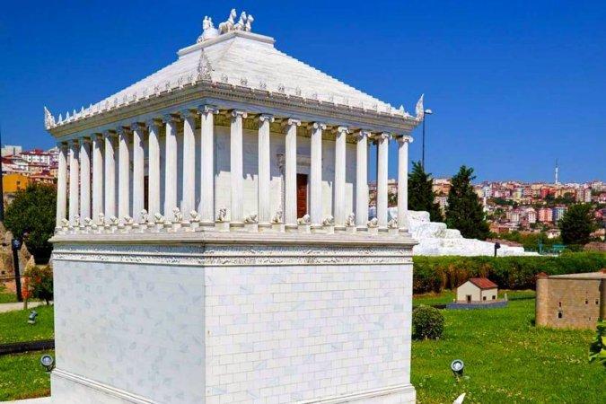 Гробница Мавсола в Турции