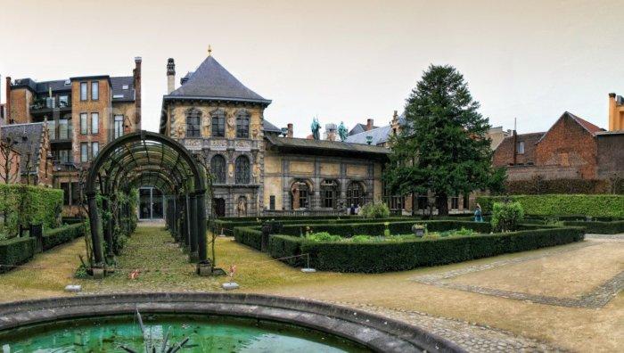 Дом Рубенса в Бельгии