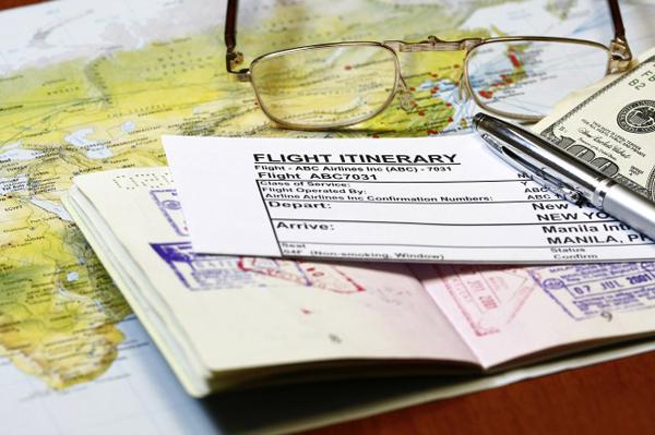 Посадочный билет