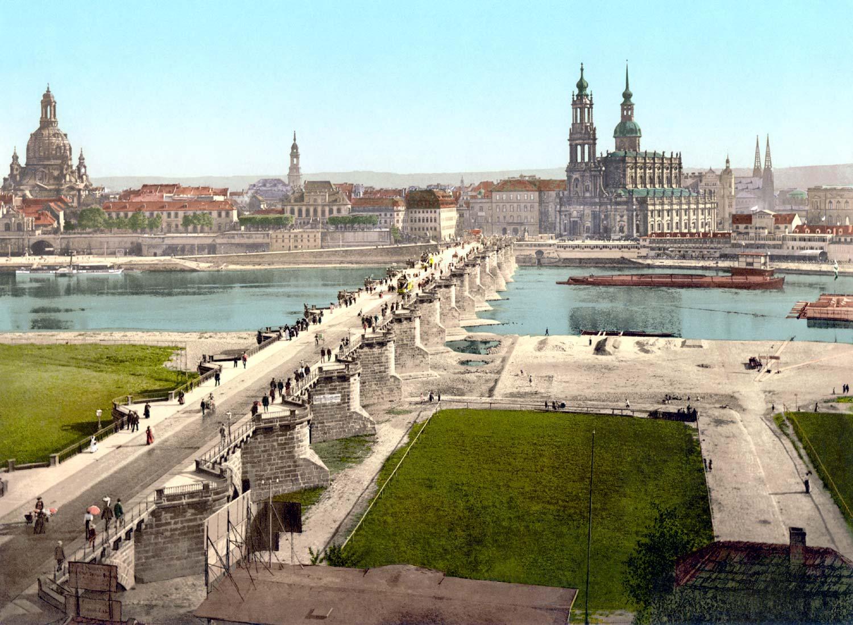 достопримечательности Дрезден