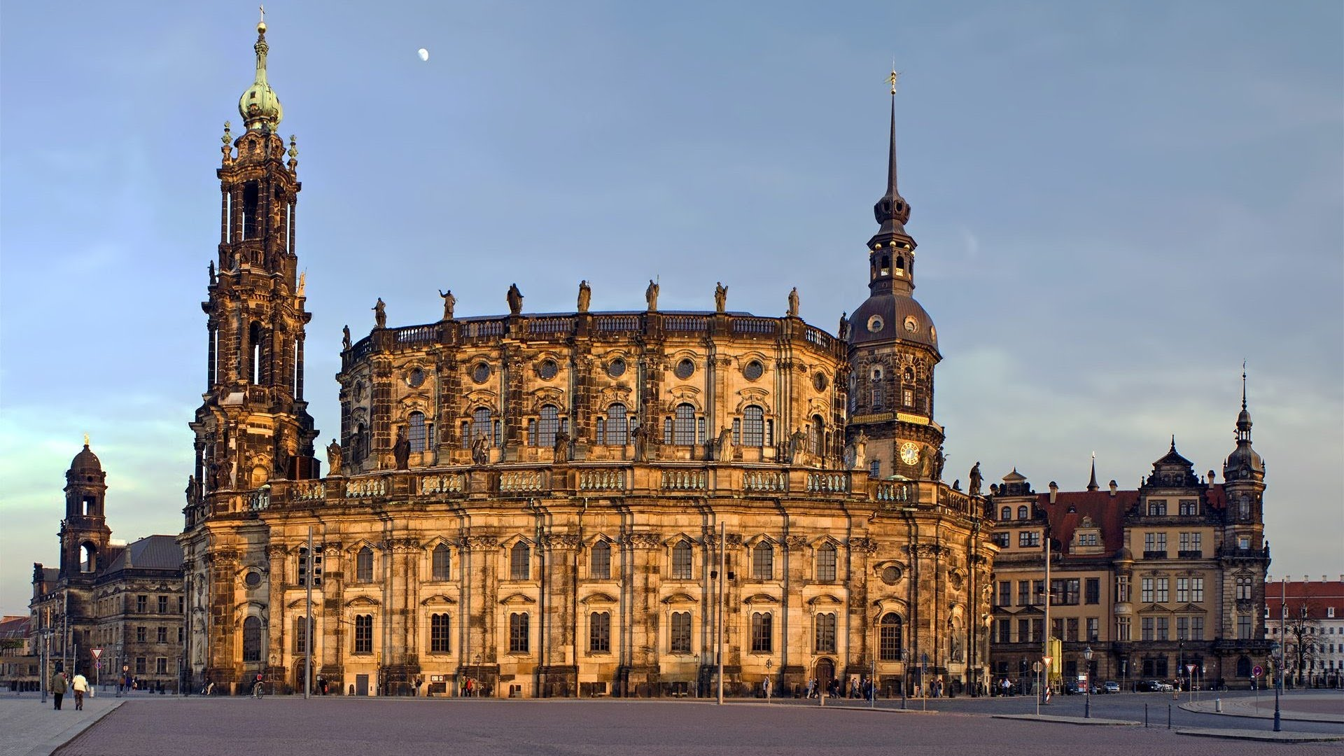 Достопримечательность в Дрездене