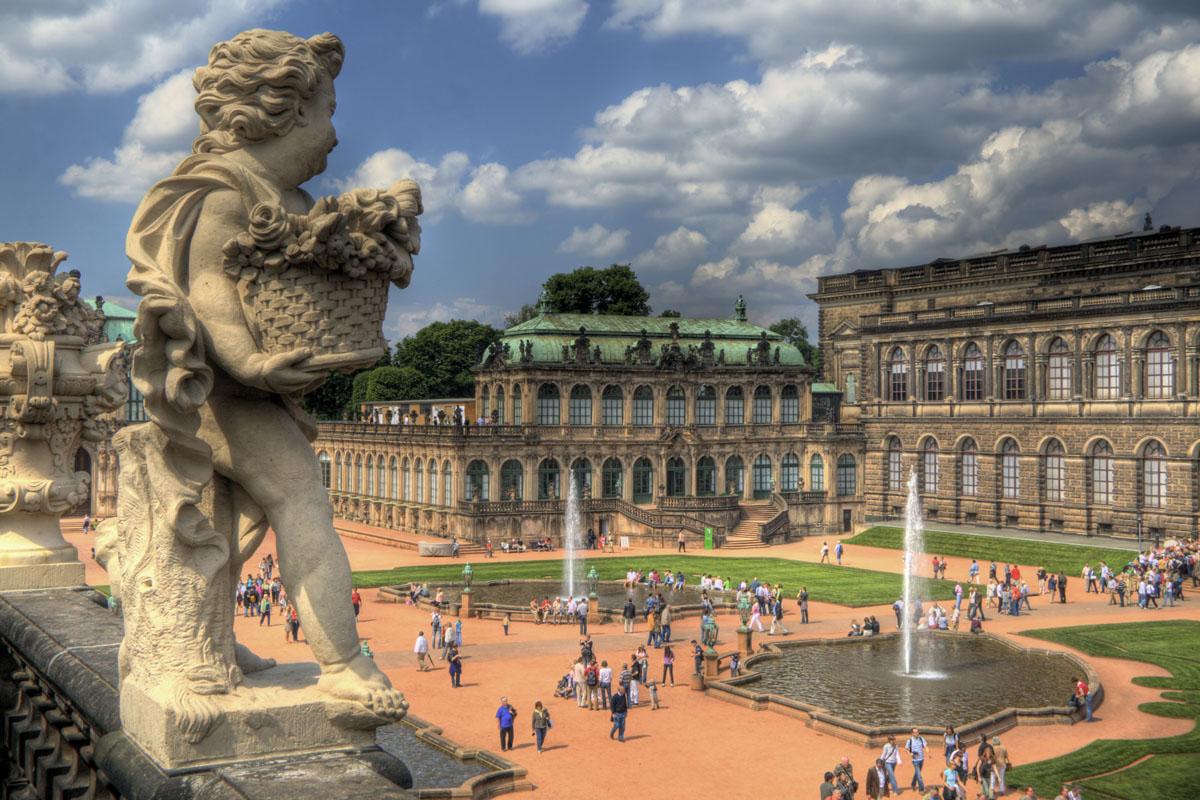 Музей Цвингера в Дрездене