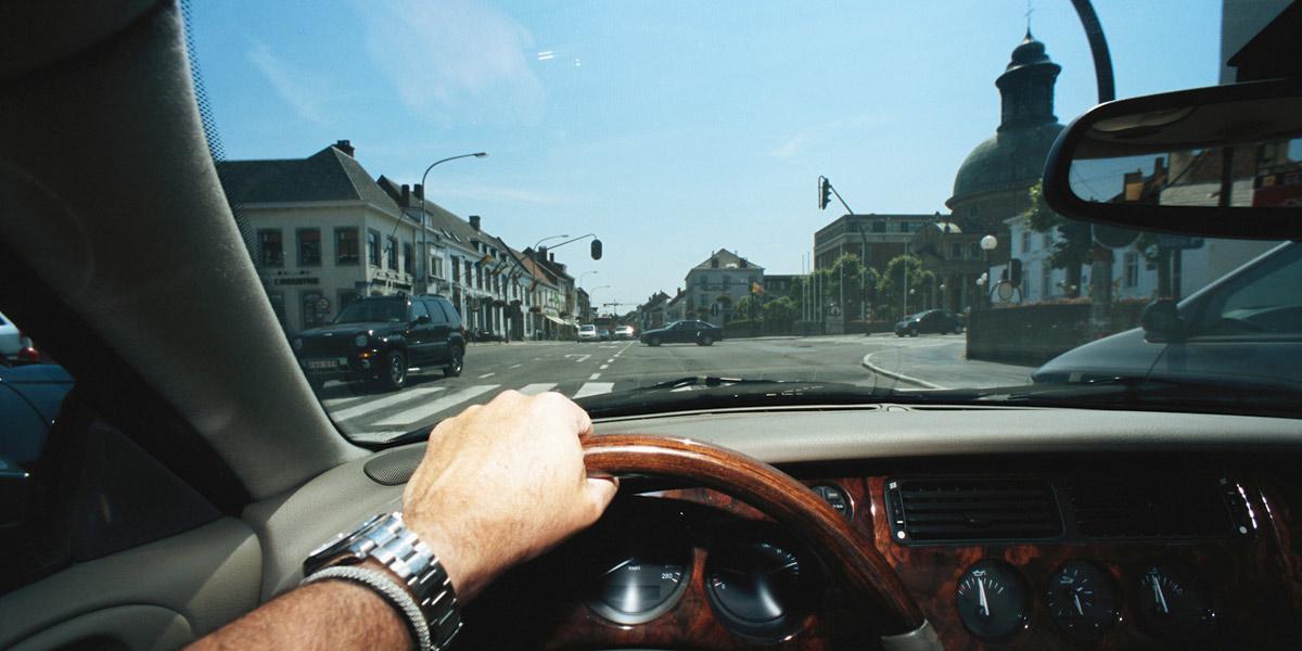 Путешествие на машине по Чехии