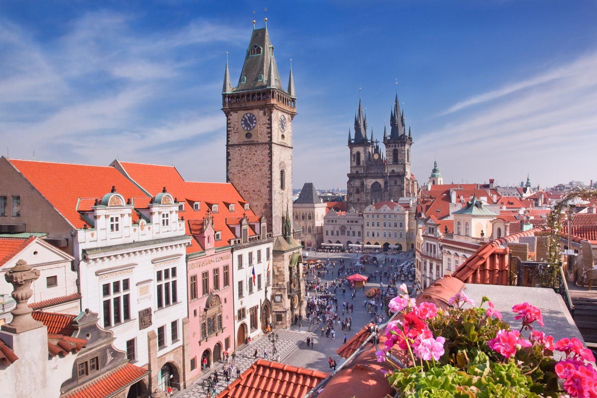 Лучшие места для посещения в Чешской Республике
