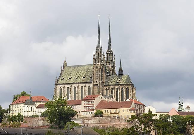 Церковь святых Петра и Павла в Праге