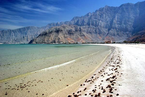 Море Омана