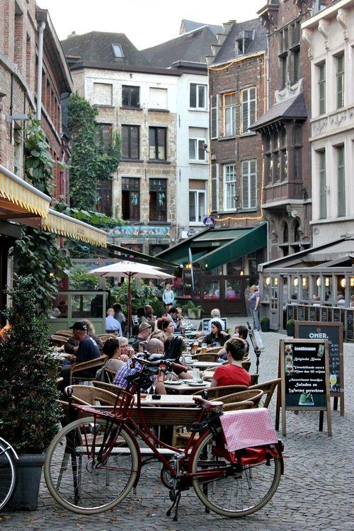 Ресторан в Антверпене