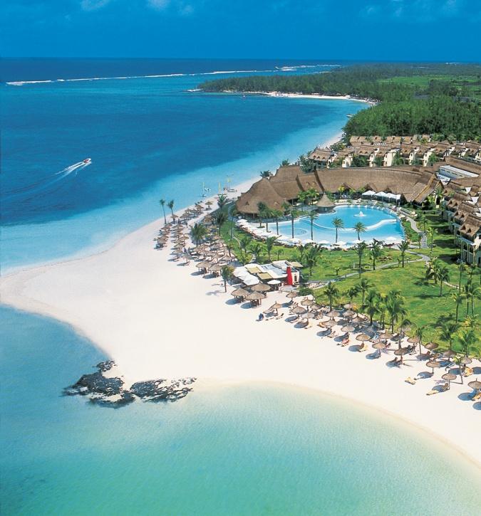 Побережье острова Маврикий