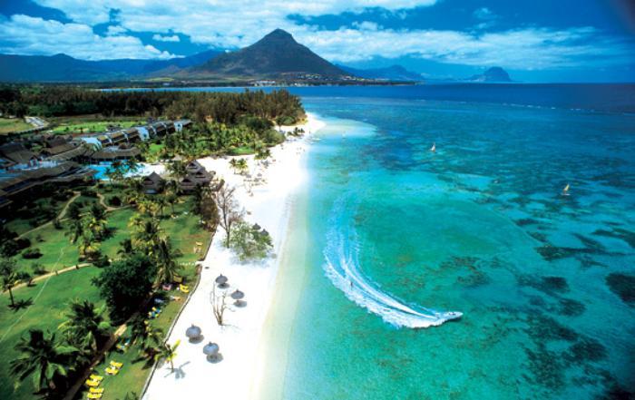Сколько лететь до острова Маврикий