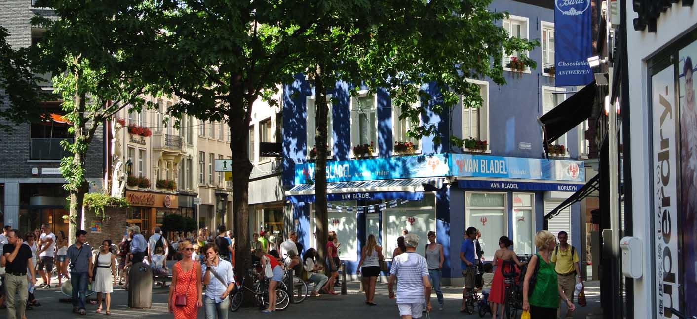 Магазины в De Wilde Zee