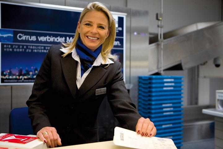 Персонал аэропорта
