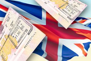 Оформление визы в Англию