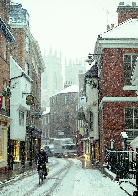 Зимний Лондон