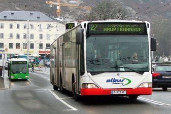 Городской транспорт Зальцбурга