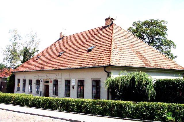 Дом Попелки Билиановой