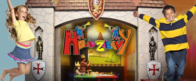 Hrad Zabavy в Праге