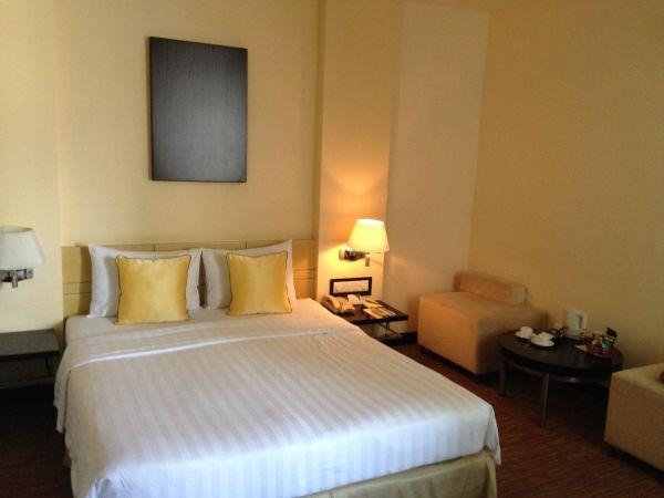 Отель в Хошимине