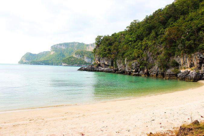 Секретный пляж на Вуа Талапе
