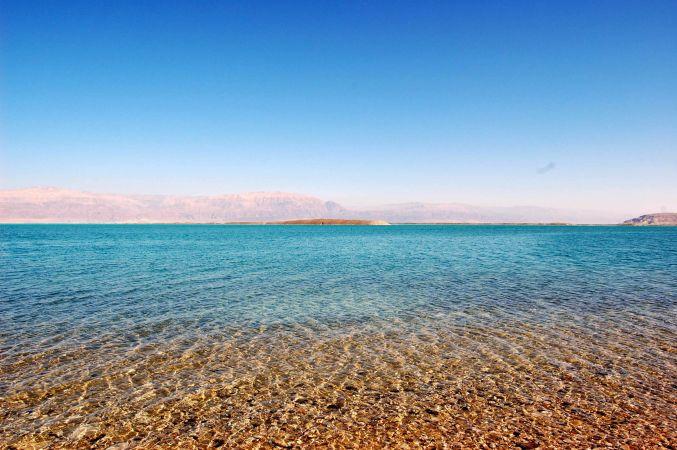 Мертвое море в Израиле