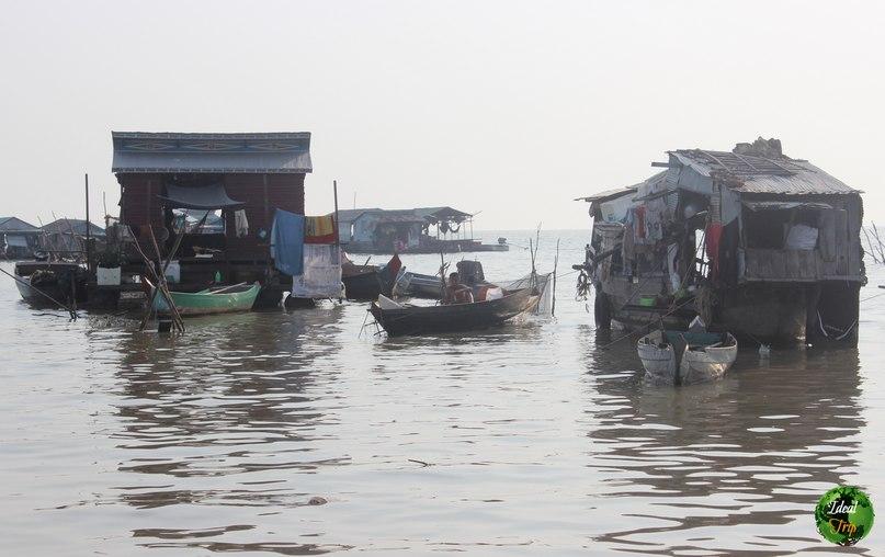 Бедная Камбоджа