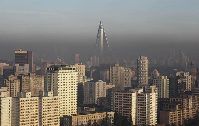 Город Пхеньян