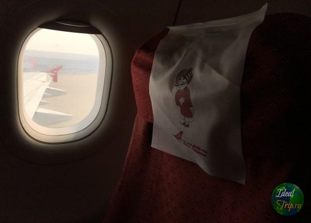 Место в самолете до Шри Ланки