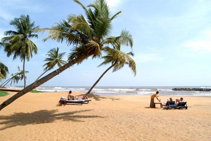 Пляж Негомбо