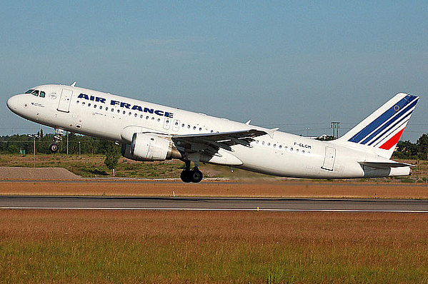 Аirbus a320 Air France